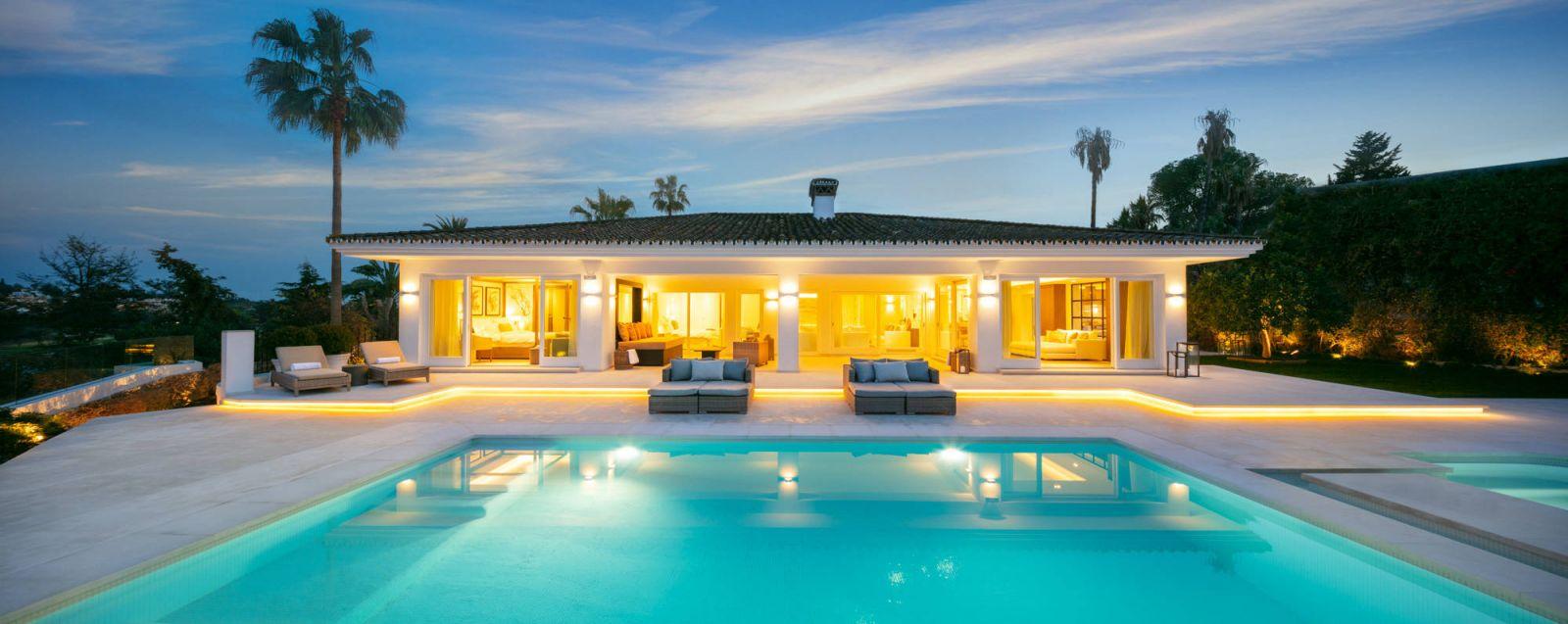 Villa Christina Nueva Andalucia Your Move Spain