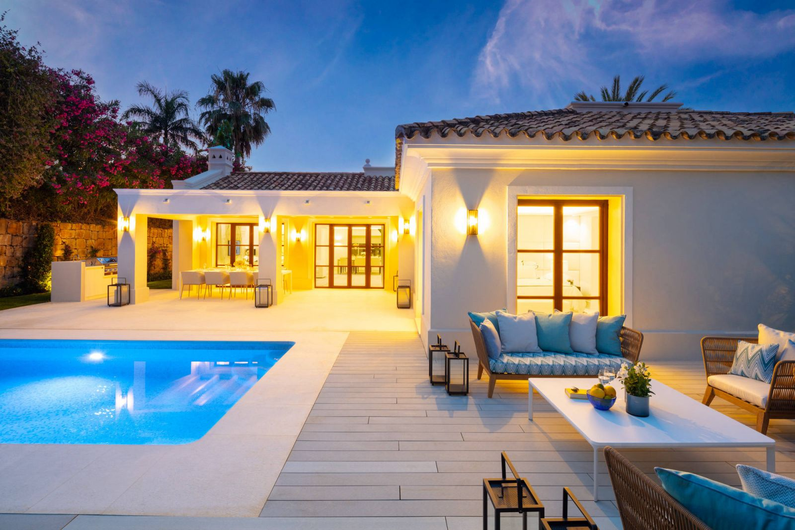 Luxury Villa Cordoba For Sale in Nueva Andalucia