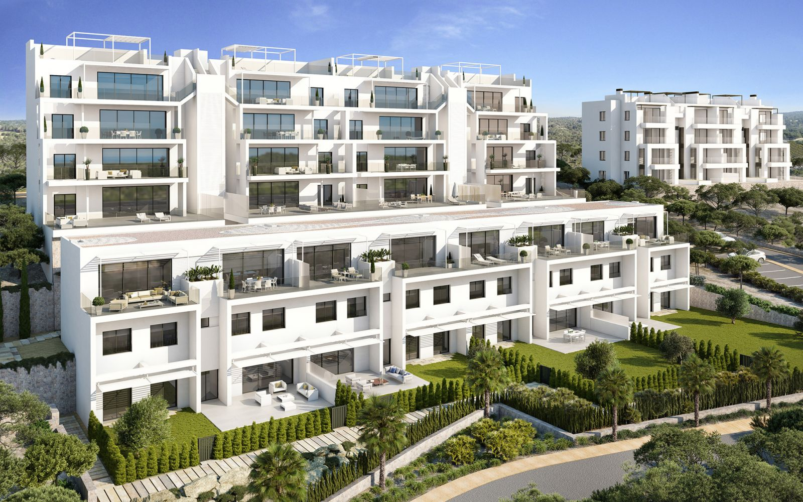 New Build Apartments In Las Colinas Golf - Your Move Spain