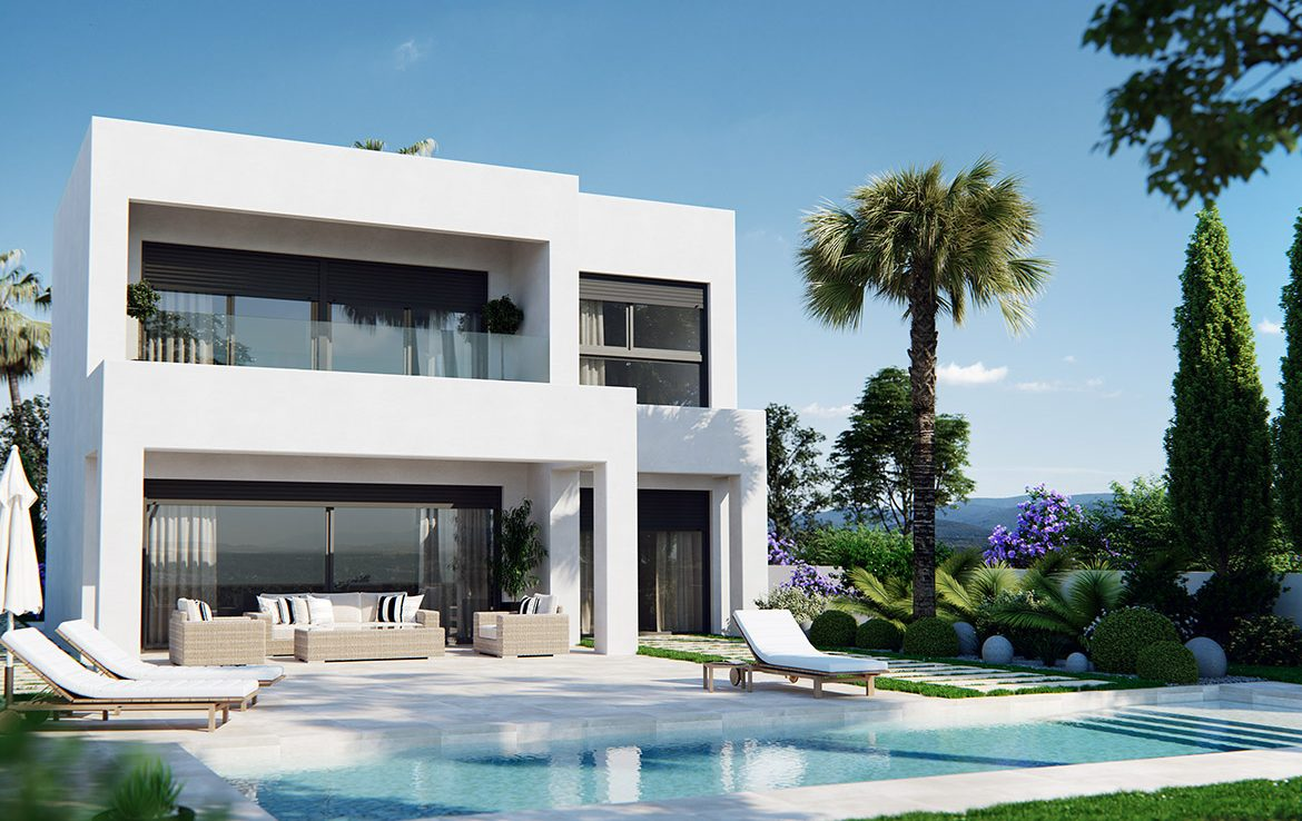 Villas For Sale On Mar Menor Golf Resort