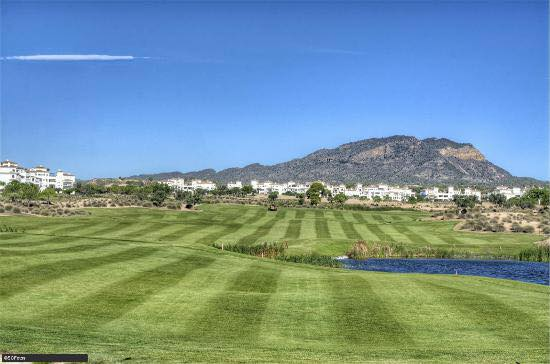 hacienda riquelme golf - your move spain
