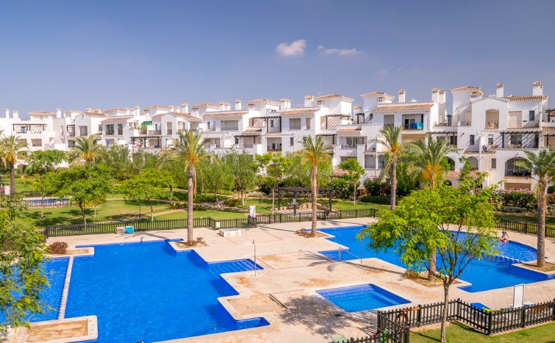 La Torre Golf Resort - Apartments For Sale - Your Move Spain