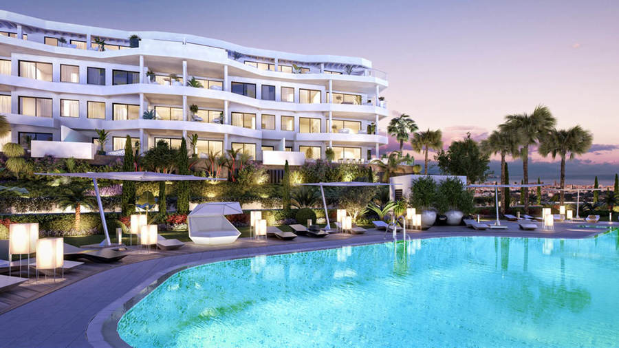 South 36 Cerrado Mijas Apartments For Sale