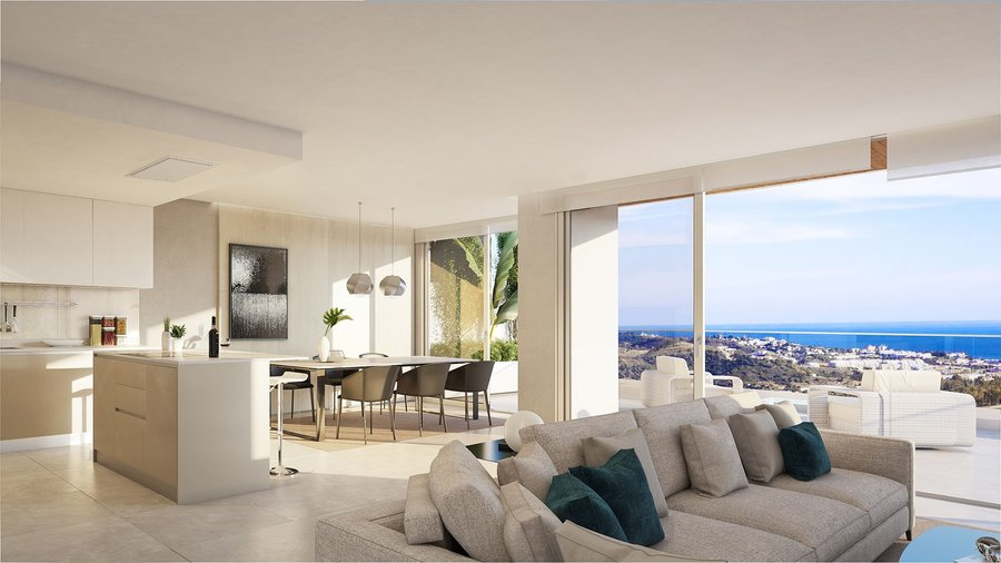 One residences Apartments For Sale Mijas
