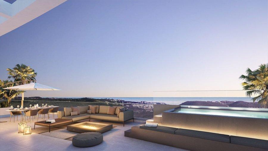 One residences Apartments For Sale Calanova Golf