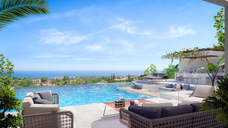 Luxury New Heights Villas In Estepona