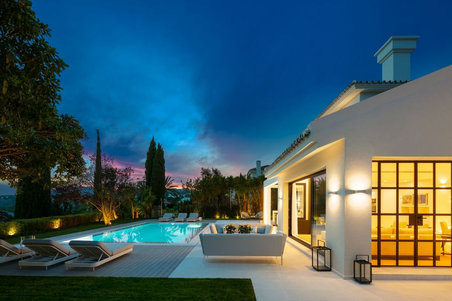 Villa Begona Marbella - Your Move Spain