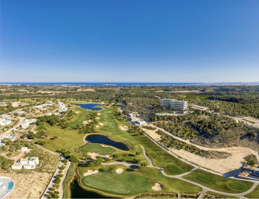 Appartments Las Colinas Golf Espange