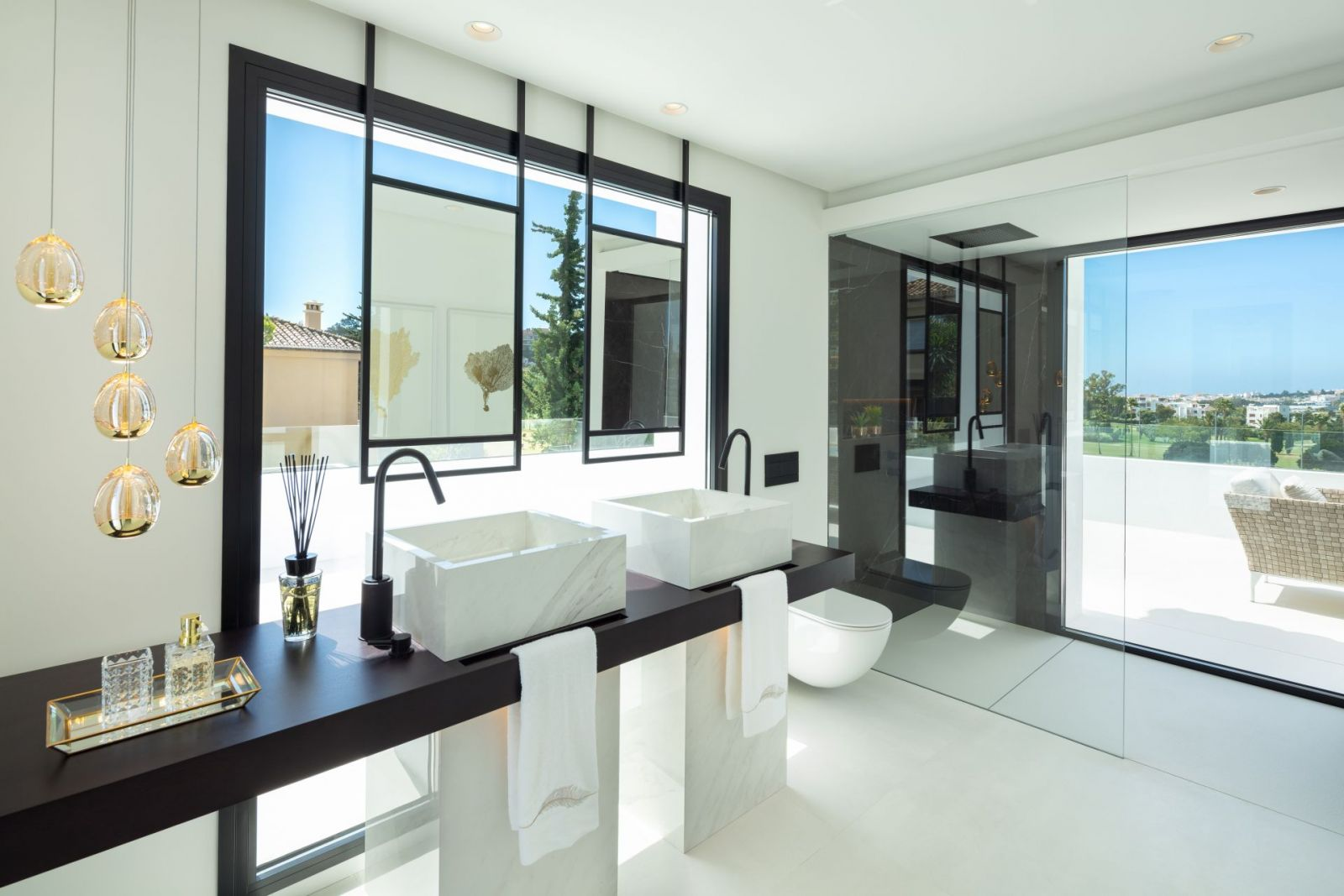 Luxury Villas For Sale In Nueva Andalucia