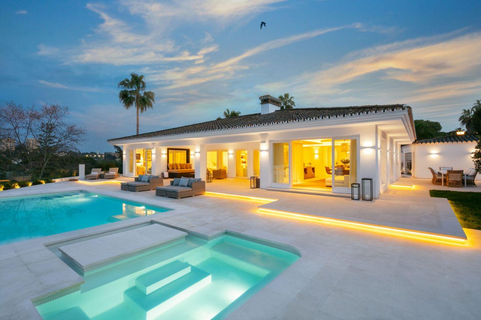 Luxury Villa Christina For Sale In Nueva Andalucia, Marbella