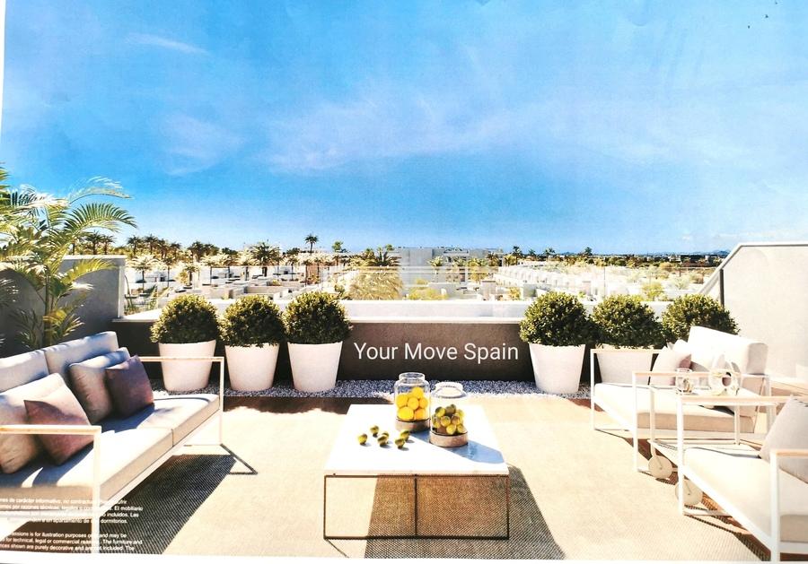 Madreselva Apartments Santa Rosalia Resort - Your Move Spain