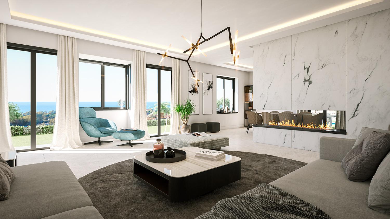 Luxury New Heaven Marbella Villas Elviria