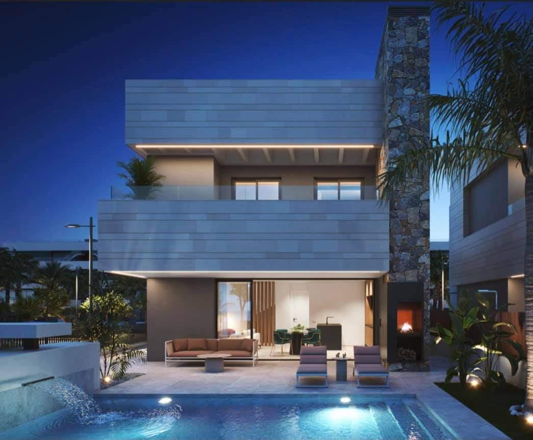 Villas For Sale - Santa Rosalia Resort - Your Move Spain