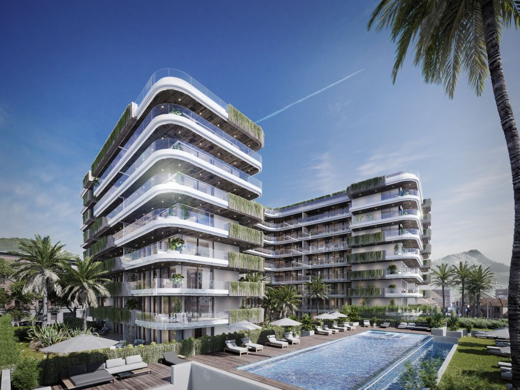 Jade Tower Apartments For Sale Fuengirola