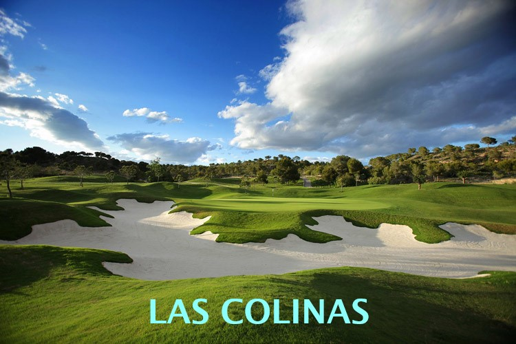 Your Move Spain Properties For Sale In Las Colinas Golf Resort