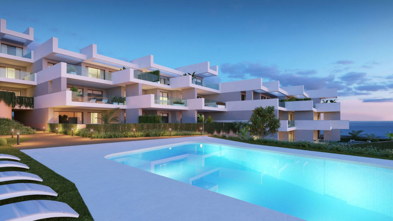 Pure South Residences Apartments Manilva Your Move Spain