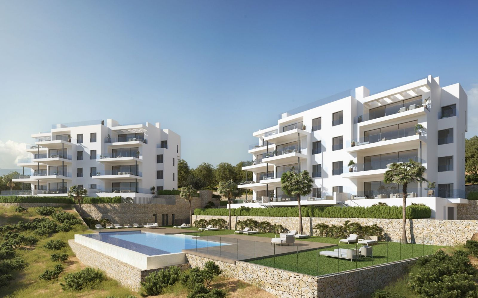 Nispero Apartments Las Colinas Golf & Country Club Espange