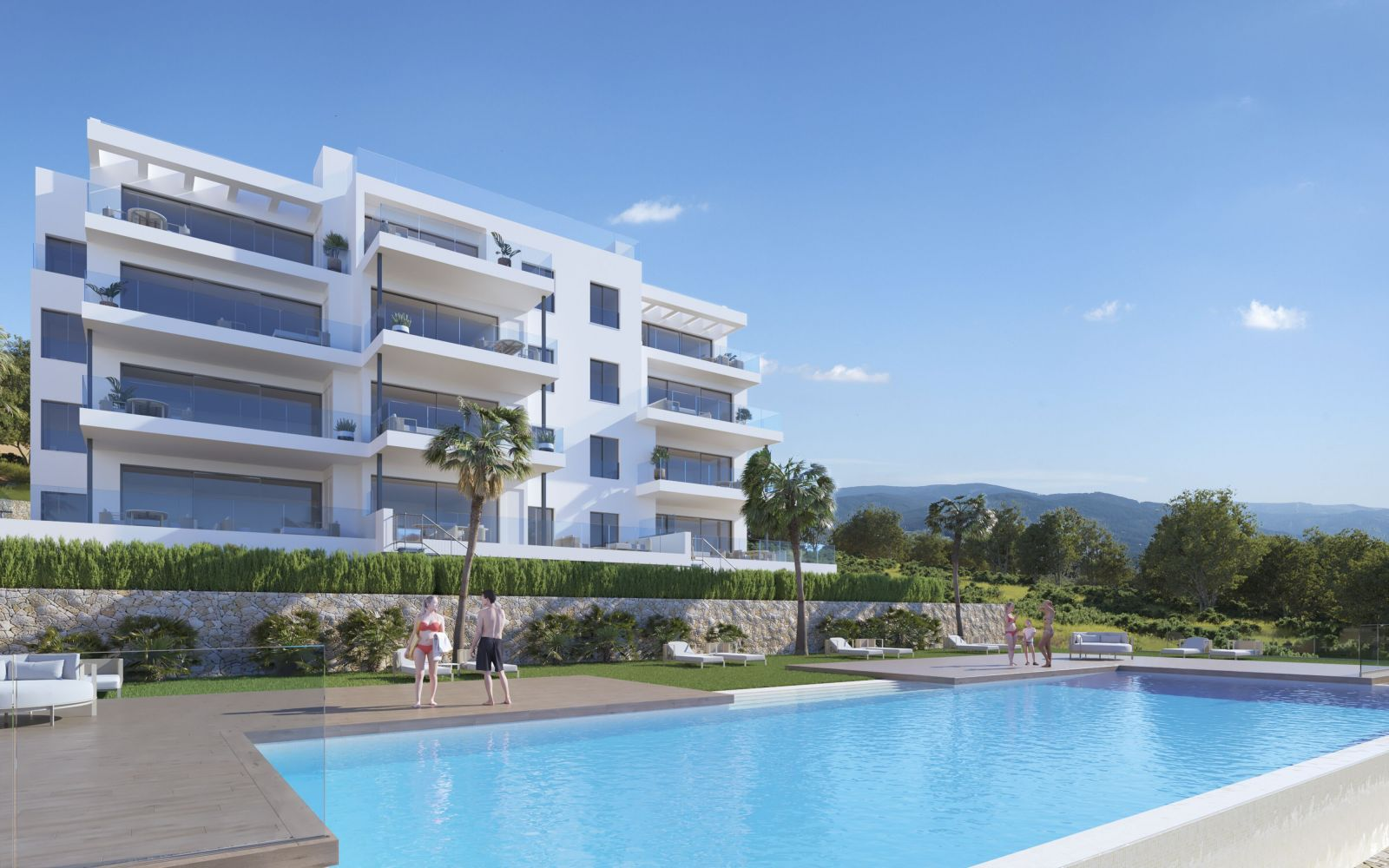 Nispero Apartments - Las Colinas Golf & Country Club - Your Move Spain