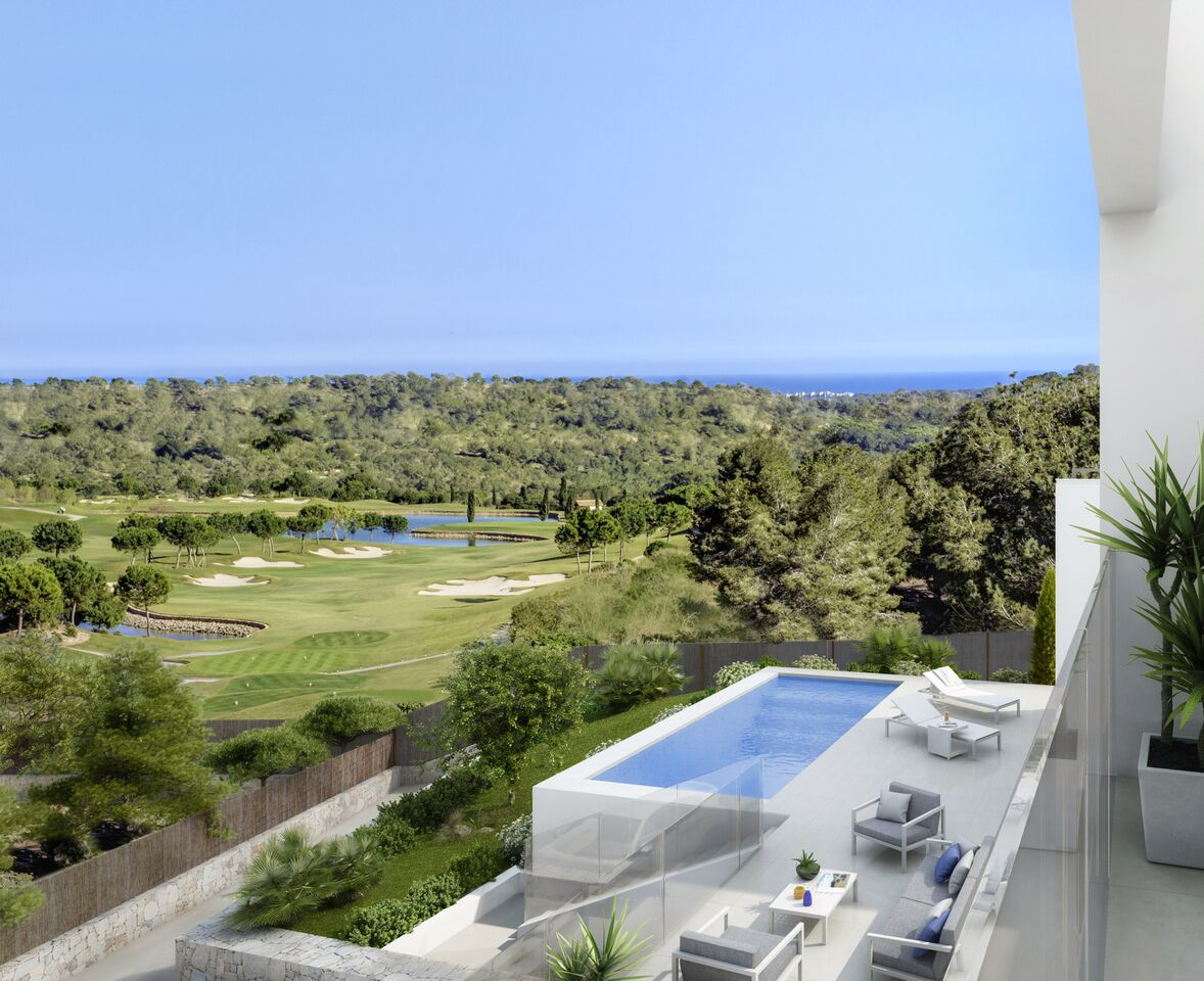 Your Move Spain - Las Colinas Golf Resort Properties
