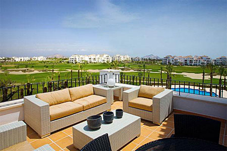 Apartments For Sale On La Torre Golf Resort