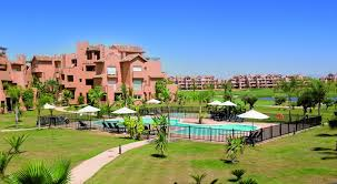 Mar Menor Golf Resort Apartments For Sale
