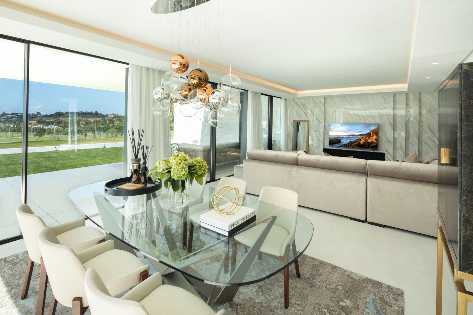 Casa Ana Luxury Villa For Sale In Nueva Andalucia