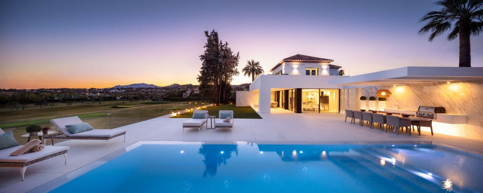 New Villas For Sale In Nueva Andalucia