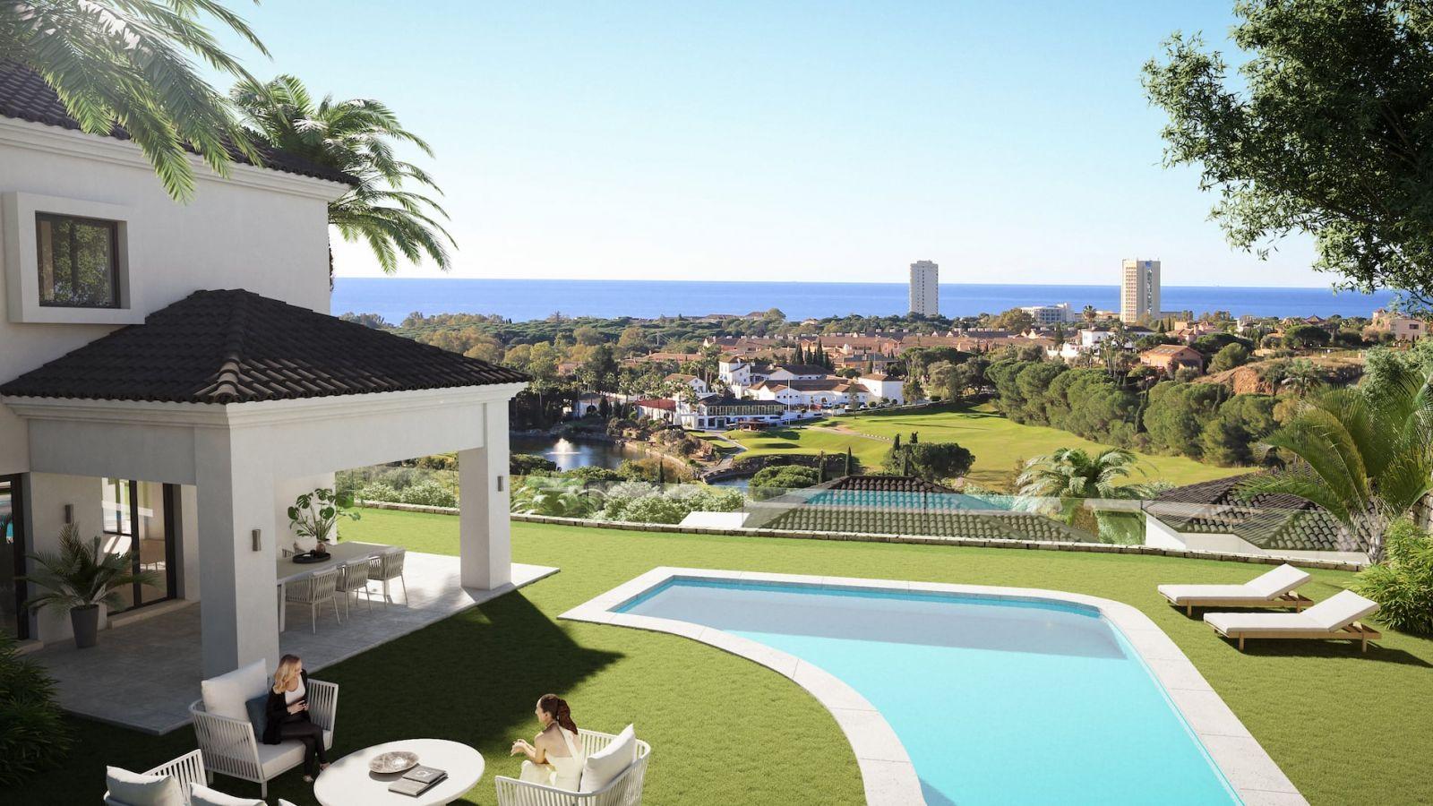 New Heaven Marbella Villas - Elviria - Your Move Spain