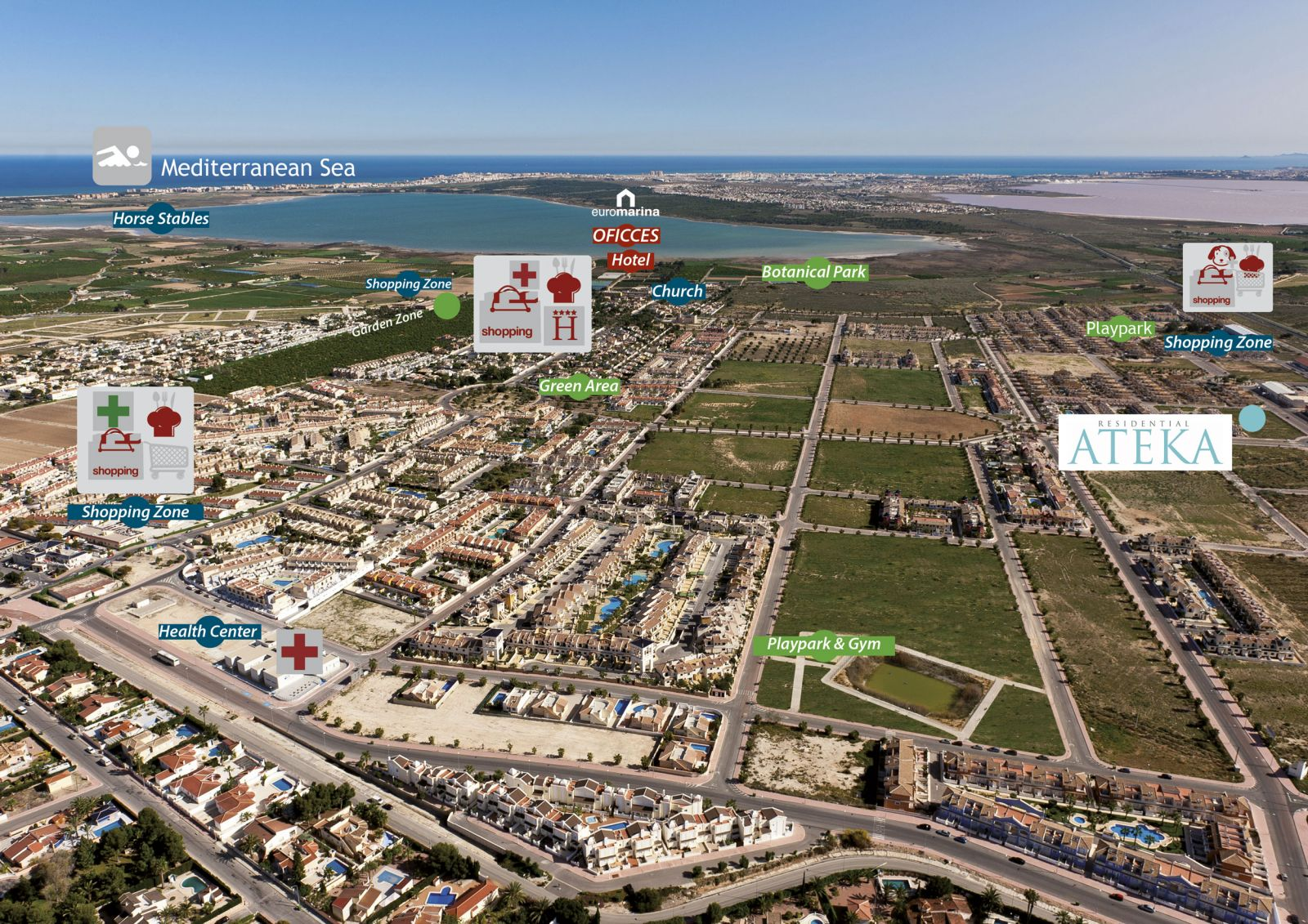 Dona Pepa Properties for sale