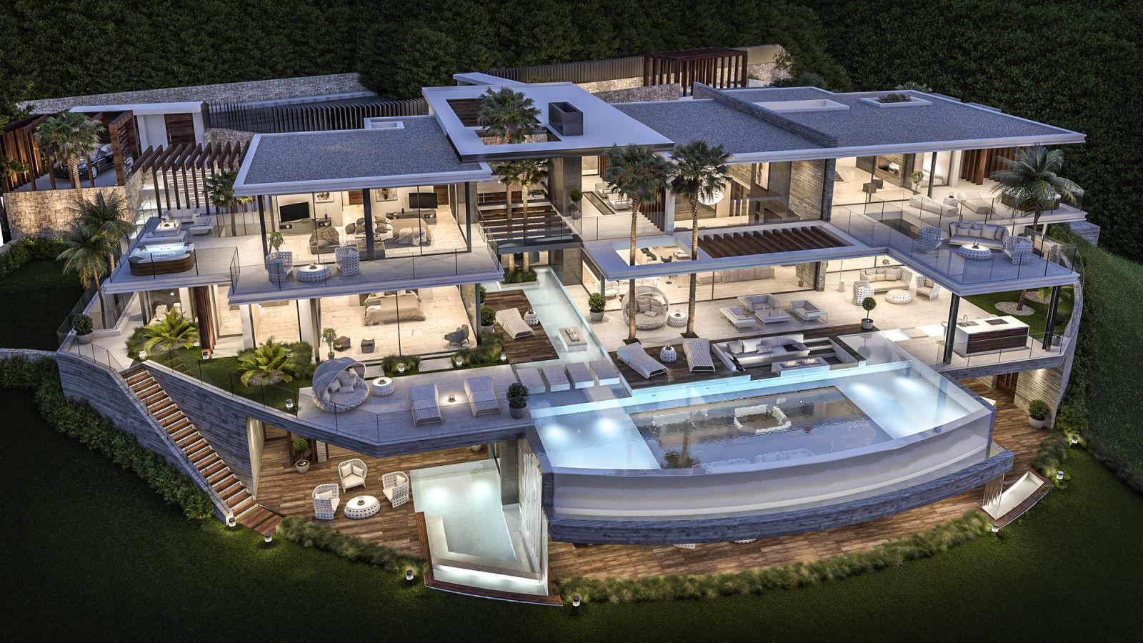 New Modern Villas For Sale In Marbella